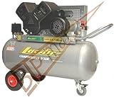 Lacme - Compresseur à Courroie Monoétagé 100 Litres - 11 Bar