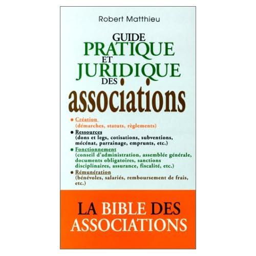 Guide pratique et juridique des associations