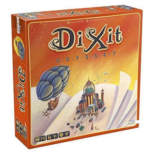 Dixit Odyssey original - Juego de mesa Asmodée