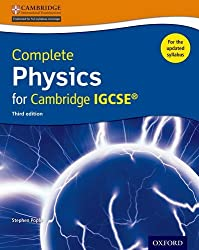 Complete Physics for Cambridge IGCSE ® Student book (Third edition)