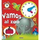 Vamos al zoo (Libro-Reloj)