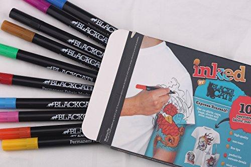 permanente-pennarelli-per-tessuto-confezione-da-10-penne-punta-fine-di-alta-qualita-e-atossica-a-bas