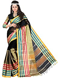 Harsh Sarees Cotton Saree (Yash-2125_Multi Colour)