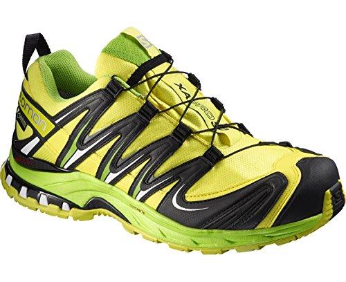 Salomon  XA PRO 3D GTX, Chaussures de Trail homme Jaune