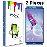 Popio Honor 9 Lite Tempered Glass (Pack of 2)