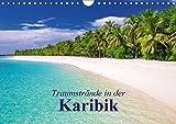 Traumstrände in der Karibik (Wandkalender 2018 DIN A4 quer): Eine Reise zu den schönsten Stränden in der Karibik (Monatskalender, 14 Seiten ) ... [Kalender] [Apr 05, 2017] Stanzer, Elisabeth - Elisabeth Stanzer