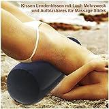 Dachma cr-237 multifonction Coussin gonflable avec trou pour sticks Massage