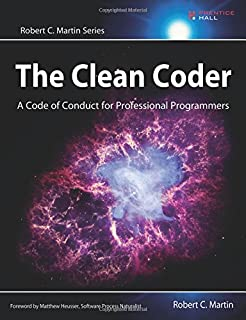 The Clean Coder: A Code of Conduct for Professional Programmers (Robert C. Martin Series) (0137081073) | Amazon price tracker / tracking, Amazon price history charts, Amazon price watches, Amazon price drop alerts