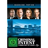 Criminal Intent - Verbrechen im Visier, Season 1.1