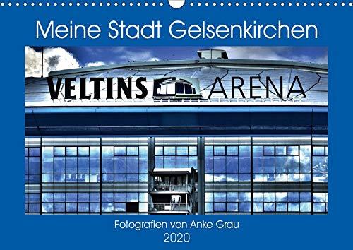 Meine Stadt Gelsenkirchen (Wandkalender 2020 DIN A3 quer): Tolle Fotos der schönen Ruhrpott-Stadt! (Monatskalender, 14 Seiten ) (CALVENDO Orte)