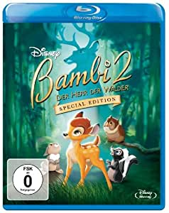 BLU-RAY BAMBI 2 SPECIAL EDITION