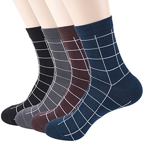 Ksocks Herren Socken, mehrfarbig (Blue-stripe-team Light)