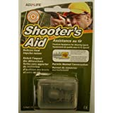 Shooters Aid Sonic - Tapones para oídos (2 unidades)