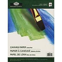 Royal & Langnickel Canvas Paper Artist Pads