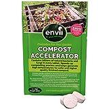 Acelerador de Compost Envii - Producto bacteriano que acelera el proceso de compostaje – 12 tabletas