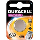 Duracell Specialty Type 2032 Lithium Coin Camera Battery