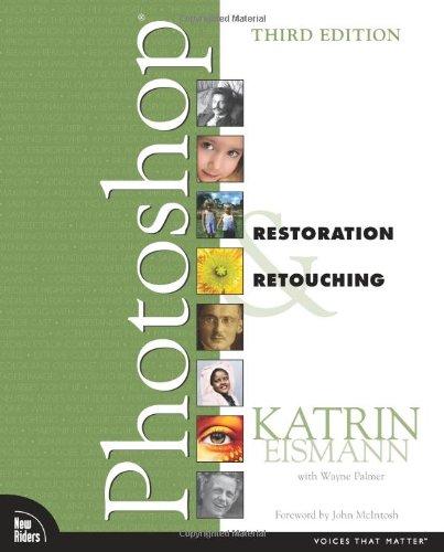 Adobe Photoshop Restoration & Retouching (Voices That Matter)