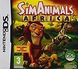 SIMANIMALS AFRICA / SOLO CARTUCHO / Nintendo DS Juego EN ESPANOL...