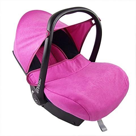 Babys-Dreams kompl. Ersatzbezug für Maxi-Cosi CabrioFix 7 tlg. SCHWARZ /