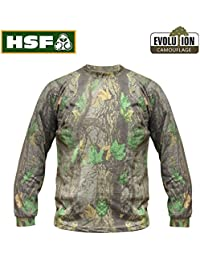 HSF STEALTH Balaclava EVOLUTION CAMO XL