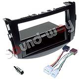 Kit montafe Radioblende 1DIN/2DIN Toyota RAV4
