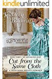 Cut from the Same Cloth: A Humorous Traditional Regency Romance (My Notorious Aunt Book 3) (English Edition)