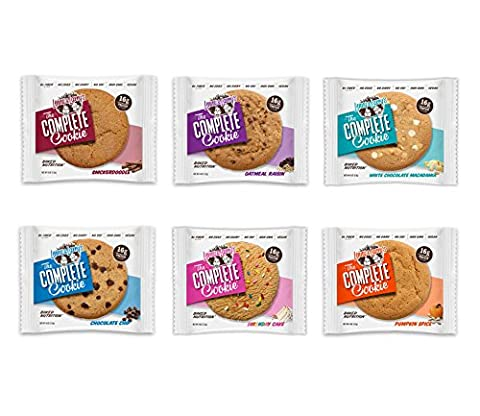 Lenny & Larry's Complete Cookie - Protein Cookie (Mixed Box) x12