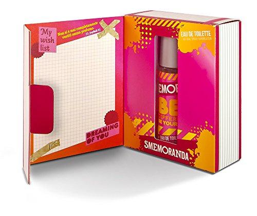 Smemoranda fragranza fiorita eau de toilette rosa - 30 ml