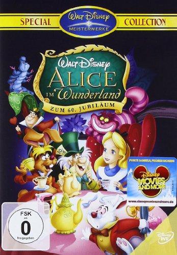 Alice im Wunderland (Special Collection zum 60. Jubiläum) -