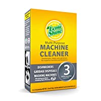 5 X Lemi Shine Machine Cleaner - For Dishwashers, Washing Machines and Disposals -- 3 - 2.5 Ounce Pouches Per Box.