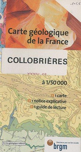 Carte géologique : Collobrières
