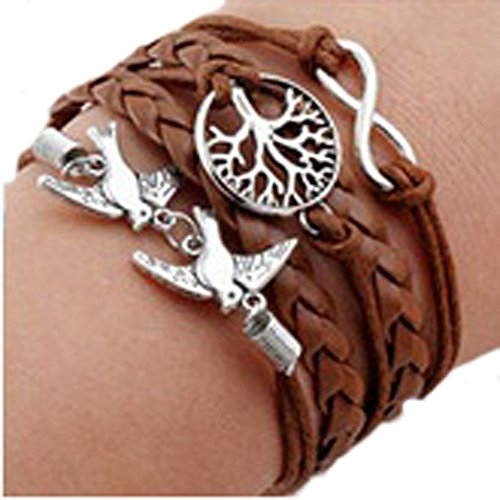 love-cross-anchor-owl-hungry-games-charms-bracelets-bangles-men-and-women