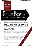 Rites of Passage at $100,000 to $1,000,000+ (English Edition)