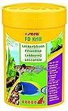 sera 01570 FD Krill 100 ml - Leckerbissen für die erhöhte Fruchtbarkeit, durch ein besonders sehr aufweniges Herstellungsverfahren frei von Parasiten & Krankheitserregern