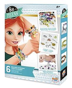 Buki - BE101 - Pulseras de Dijes para niña