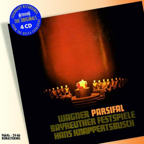 """Wagner: Parsifal, WWV 111 / Act 3 - """"O Herr! War es ein Fluch"""" - """"Die heil'ge Speisung bleibt uns nun versagt"""""""