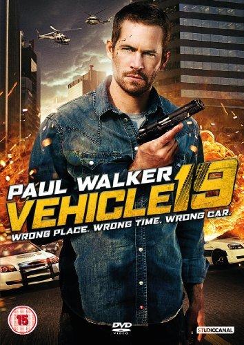 Vehicle 19 [DVD] by Paul Walker