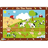 Little Wigwam On The Farm Placemat