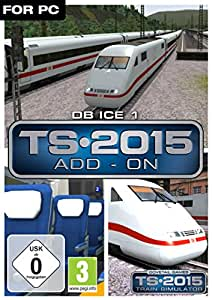 Train Simulator 2015: DB ICE 1 EMU Add-On [Code Jeu PC - Steam]