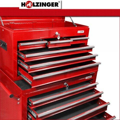Holzinger Werkstattwagen HWW2011KG – schwere Ausführung - 4