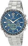 Time Piece Herren-Armbanduhr GPS Chronograph World Timer Analog - Digital