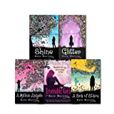 Kate Maryon Collection 5 Books Set, (Invisible Girl, A Sea of Stars, Shine, Glitter and A Million Angles)