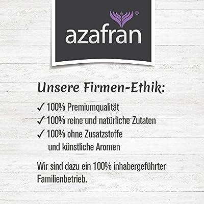 Safran – Safranpulver gemahlen (1 Gramm) von Azafran® von Azafran - Gewürze Shop