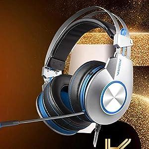 Gaming Headset Computer Mikrofon Kopfhörer Gaming