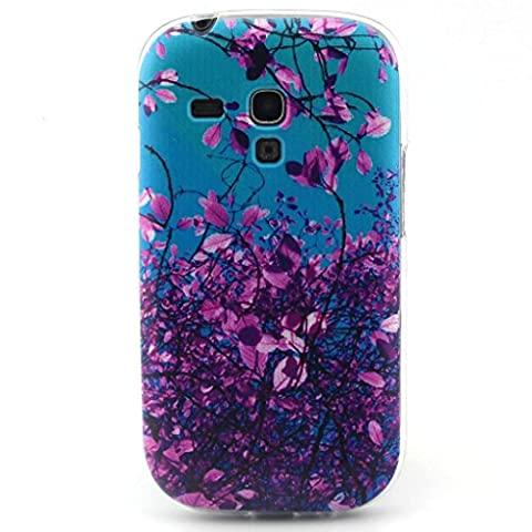 Multiple Muster Designs TPU Gel Silikon Hülle für Samsung Galaxy