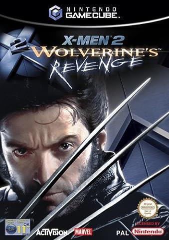 X Men Gamecube - X Men Wolverines Revenge [ Gamecube ]