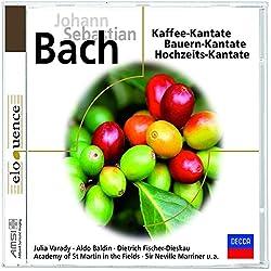 Kaffee-kantatebauern-kantatehochzeits-kantate (Eloquence)