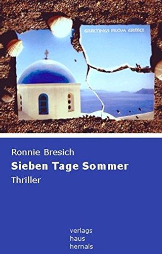 Preisvergleich Produktbild Sieben Tage Sommer: Thriller