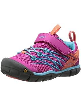 Keen Chandler Cnx - Zapatos de Low Rise Senderismo Unisex Niños
