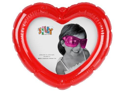 Silly - SY100588 - Marco fotos hinchable forma corazón